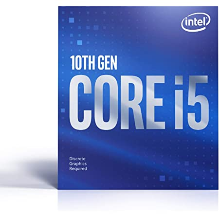 INTEL 第10世代CPU Comet Lake-S Corei5-10400F 2.9GHz 6C/12TH BX8070110400F【 BOX 】 日本正規流通品