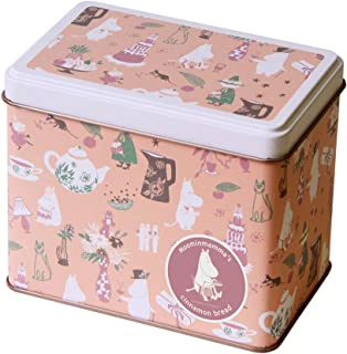 北陸製菓 ムーミンママのシナモンブレッドパーティー缶 130g