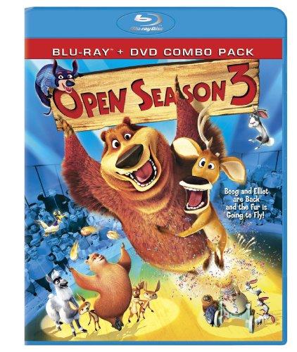 Open Season 3 3d