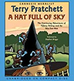 A Hat Full of Sky CD (Tiffany Aching, 2)