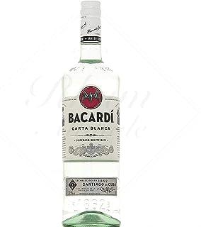 Bacardi Rum Carta Blanca 37,5 % 1 l