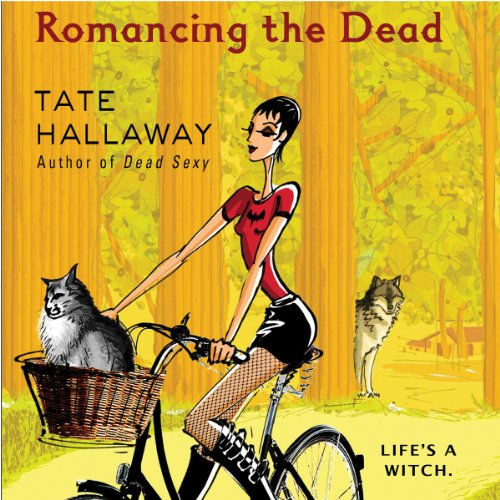 Romancing the Dead cover art