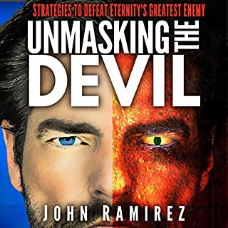 Unmasking the Devil audiobook cover art