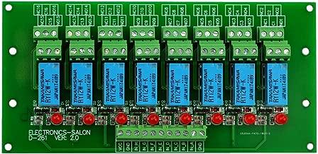 8 channel relay board 12v