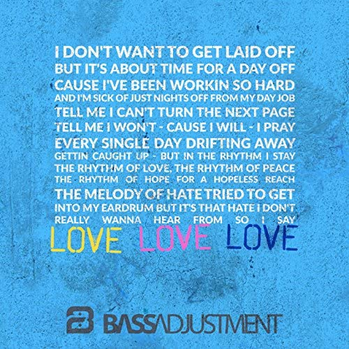 Bass Adjustment feat. Karim Rushdy & Jc