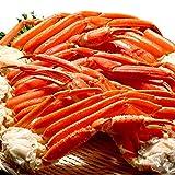 「先行予約」 年末年始用 天然 ズワイガニ 足 3L-4Lサイズ 贈答にも最適 厳選 ずわい蟹 約3kg 予約品 12月30日(水)到着