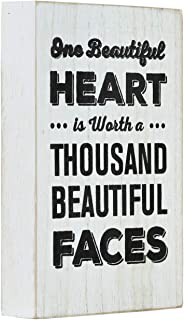 thick face black heart quotes