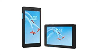 Lenovo TAB E7 (TB-7104I) Tablet, Meditek-MT8321A, 7 Inch, 16 GB, 1GB RAM, Android 8.0 Oreo, SLATE BLACK