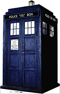Advanced Graphics TARDIS Life Size Cardboard Cutout Standup - BBC's Doctor Who