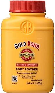 Gold Bond Medicated Body Powder Original Strength 1 oz
