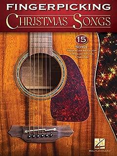 Fingerpicking Christmas Songs: 15 Songs Arranged for Solo Guitar in Standard Notation & Tab (Fingerpicking Guitar)