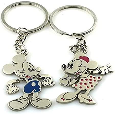 Rose Gold Mouse Ears Keychain mickey keyring Disney inspired keyring