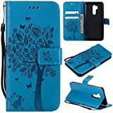 LG G7 ThinQ Case,LG G7 Wallet Case with Screen Protector,LG G7...