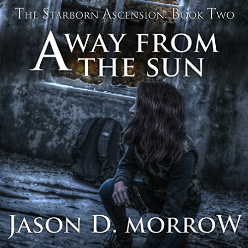 Away from the Sun audiobook cover art