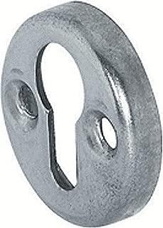 Pack of 2 X Strong Heavy Duty Flush Keyhole Slotted Shelf Mirror Bracket Hanger Joiner C090