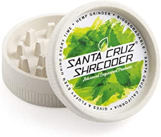 Santa Cruz Shredder Eco Herb and Spice Grinder, 2.2 inch (53cm)