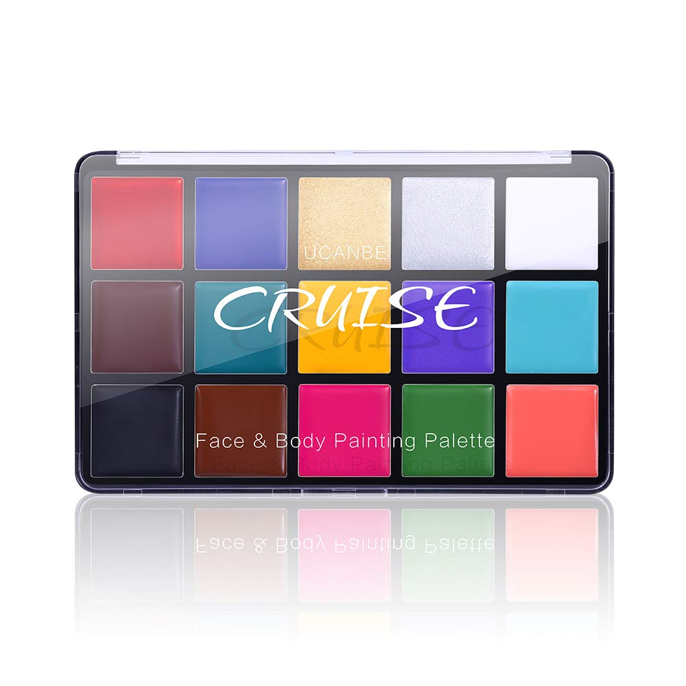 Charmcode Professional Palette Hypoallergenic Facepaints