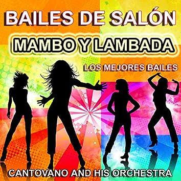 Bailes de Salón : Mambo y Lambada (Los Mejores Bailes, Ballroom Dancing)