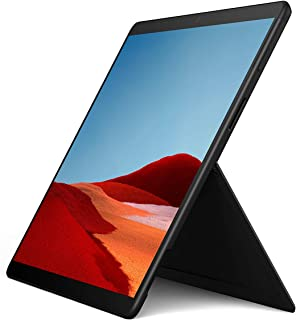 Microsoft Surface Pro X, 13-calowy tablet 2-w-1 (Microsoft SQ2, 16 GB RAM, 512 GB SSD, Win 10 Home) czarny