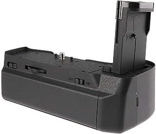 Fotga Vertical Power Battery Grip Holder Charger for Blackmagic Pocket Cinema Camera 4K 6K Camera, Battery Holder for 3X L...