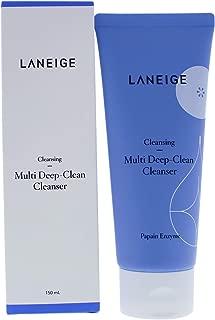 Laneige Multi Deep-clean Cleanser By Laneige for Unisex - 5.07 Oz Cleanser, 5.07 Oz