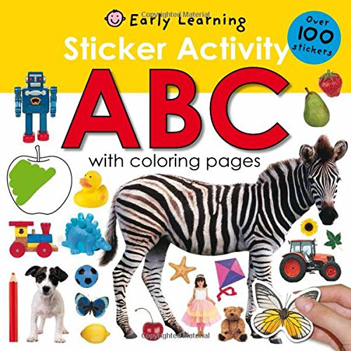 Best sticker early learning colors for 2020