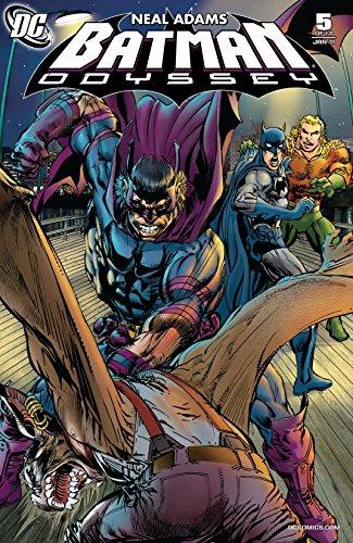Batman: Odyssey (2010-2011) #5 (Batman: Odyssey (2011-2012)) (English Edition)