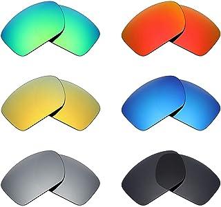 31883992a2 MRY 6 pares polarizadas gafas de sol lentes de repuesto para Oakley Big Taco