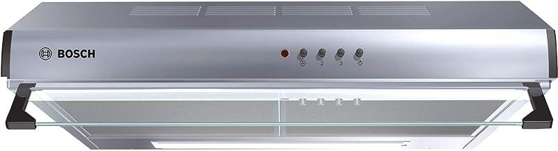 Bosch DHU665CQ Stainless Steel Hood, 60 cm - Silver