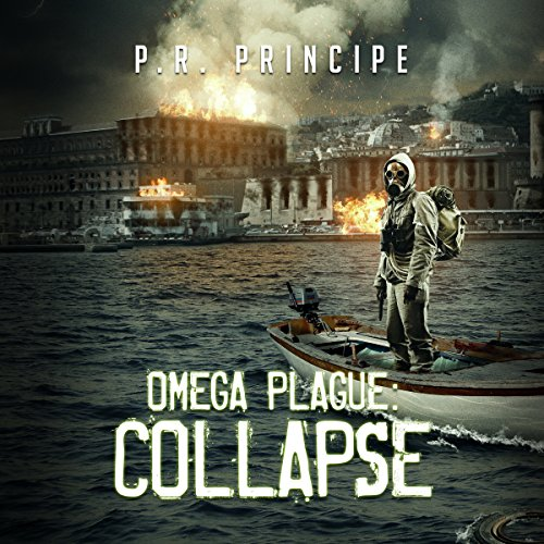 Omega Plague: Collapse audiobook cover art