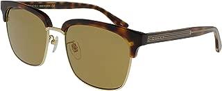 GG0382S Club Master Square Sunglasses 56mm