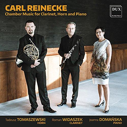 Reinecke: Kammermusik für Klarinette, Horn und Klavier