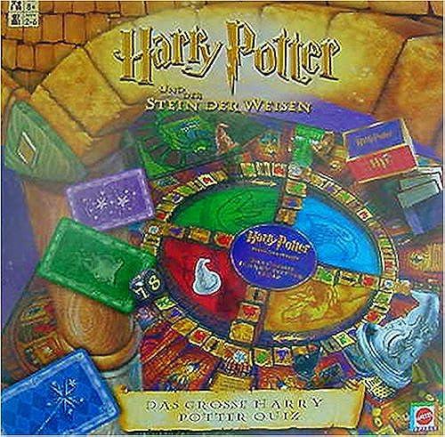 Das Größe Harry Potter Quiz. Spiel.