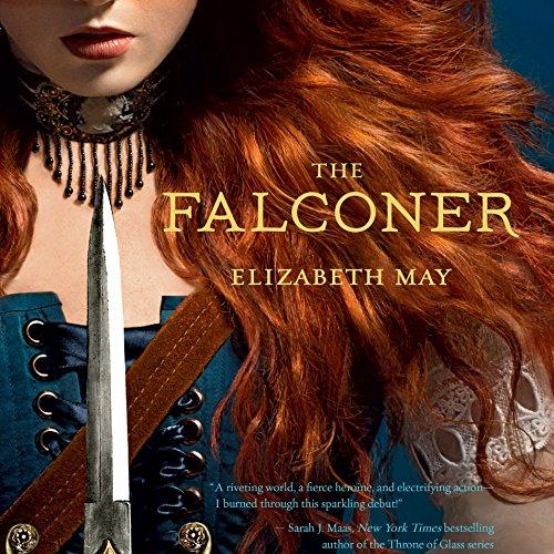 The Falconer audiobook cover art