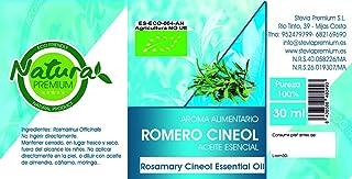 Natura Premium Aceite Esencial Romero Cineol Bio 30 Ml 30 ml