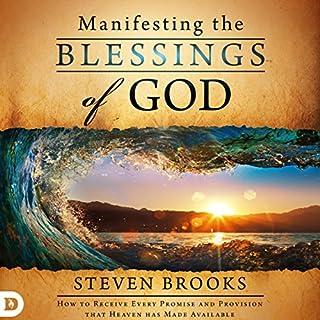 Manifesting the Blessings of God audiobook cover art