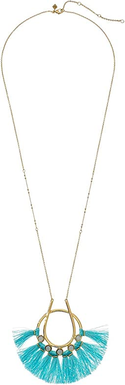 Rebecca Minkoff - Utopia Tassel Pendant Necklace