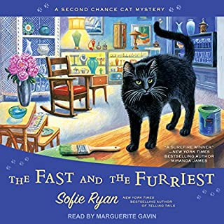 Page de couverture de The Fast and the Furriest