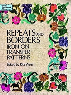Repeats and Borders Iron-on Transfer Patterns