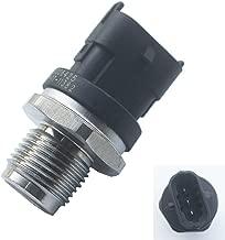 KIPA Fuel Rail Pressure Sensor for Dodge Ram 2500 2003-2007 Dodge Ram 2003-2006 Truck Cummins Diesel L6 5.9L Replace Bosch OEM # 0281006425 0281002851 5093112AA 904-309 3949988