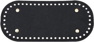 Artibetter bolso base moldeador tejido de punto bolsas de ganchillo parte inferior almohadilla moldeadora inserto cojín base diy bolsos de hombro accesorios