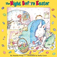 The Night Before Easter by Natasha Wing(1999-02-01)