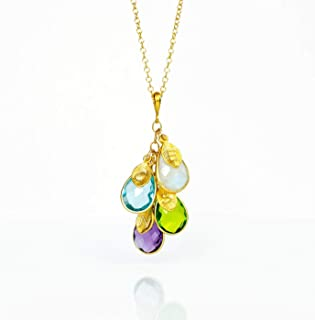 Best family tree initial necklace Reviews