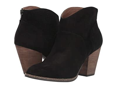 Me Too Cayenne (Black Suede) Women