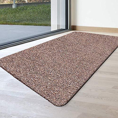 BEAU JARDIN Indoor Doormat Super Absorbs Mud Mat 47
