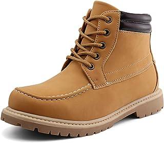 حذاء برقبة طويلة للأطفال من جابسيك للثلج حتى الكاحل للأولاد والبنات في الهواء الطلق برباط للمشي لمسافات طويلة