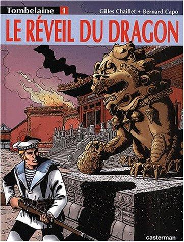 Tombelaine, tome 1 : Le réveil du dragon
