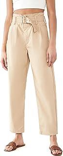 Women's Tailor High Loose Taper Pants