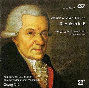Haydn, M.: Requiem in B-Flat Major / Mozart, W.A.: God Is Our Refuge / Misericordias Domini