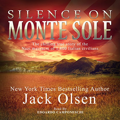 Silence on Monte Sole audiobook cover art